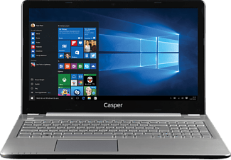 CASPER CN.M7K-6500A 15.6 inç Core i7-6500U 2.5 GHz 16 GB 1 TB GeForce GT940 2 GB Windows 10 Notebook