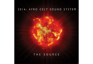 Afro Celt Sound System - The Source [CD]