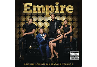 Empire Cast - Empire: Original Soundtrack, Season 2 Vol.2 - (CD)