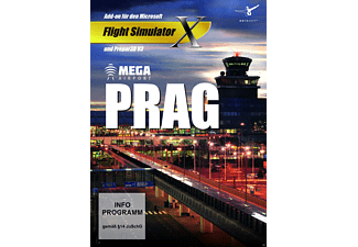 Mega Airport Prag (FSX Add-On) [PC]
