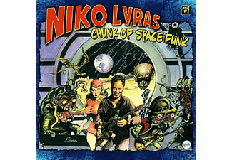 Niko Lyras - Chunk Of Space Funk - (CD)