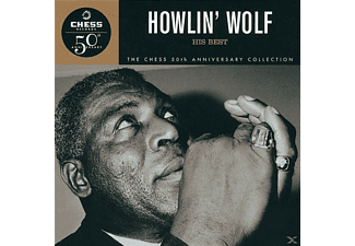 Howlin' Wolf - His Best - (CD)
