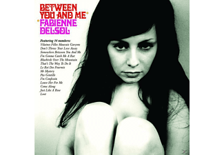 Fabienne Delsol - Between You and Me - (CD)