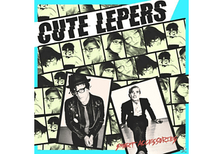 The Cute Lepers - Smart Accessoires - (CD)