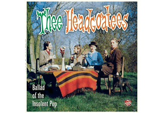 Thee Headcoatees - Ballad Of The Insolent Pup - (CD)