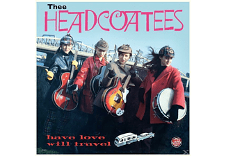 Thee Headcoatees - Have Love Will Travel - (CD)