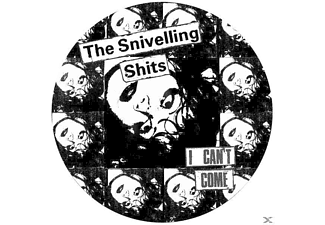 Snivelling Shits - I CAN T COME - (Vinyl)