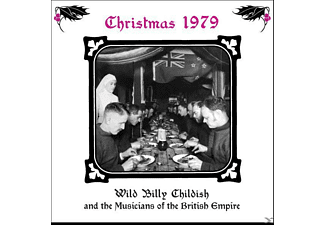 The Musicians Of The British Empire, Wild Billy Childish - Christmas 1979 - (CD)