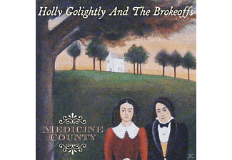 Holly & The Brokeoffs Golightly - Medicine County - (Vinyl)