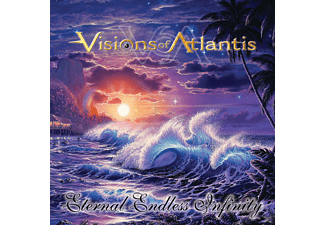 Visions Of Atlantis - Eternal Endless Infinity - (CD)