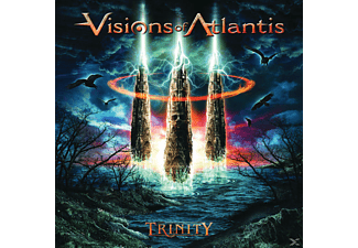 Visions Of Atlantis - Trinity [CD]