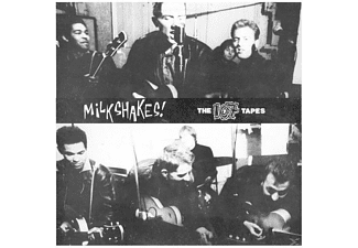 The Milkshakes - 107 Tapes (Early Demos & Live Rec.) - (CD)