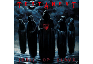 Testament - Souls Of Black - (Vinyl)