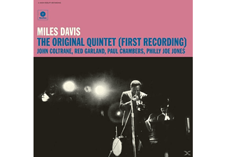 Miles Davis - The Original Quintet (First Recording) (Ltd.180g - (Vinyl)