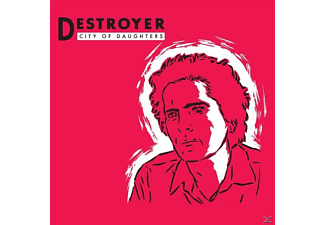 Destroyer - City of Daughters - (CD)
