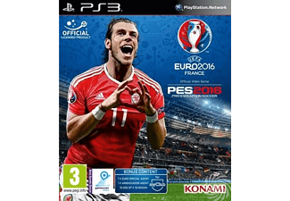 UEFA Euro 2016 | PlayStation 3