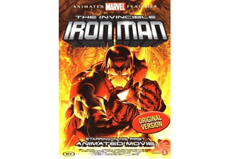 Invincible Iron Man | DVD