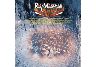 Rick Wakeman - Journey To The Centre Of The Earth (CD/DVD) - (CD + DVD Audio)