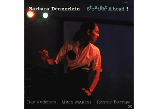Barbara Dennerlein - Straight Ahead! - (CD)