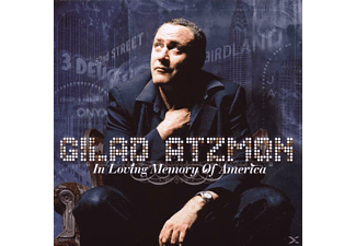 Gilad Atzmon - In Loving Memory Of America - (CD)