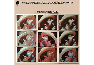 Cannonball - Quintet Adderley - Music You All - (CD)