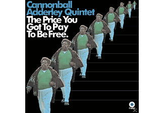 Cannonball - Quintet Adderley - The Price You Got To Pay - (CD)