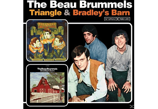 The Beau Brummels - Triangle/Bradley's Barn - (CD)