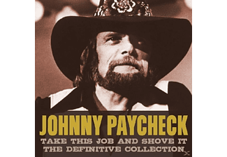 Johnny Paycheck - Take This Job And Shove - (CD)