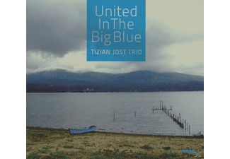 Tizian Jost Trio - United In The Big Blue - (CD)
