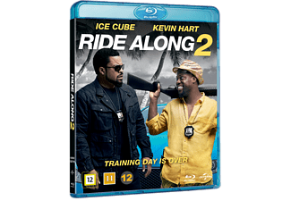 Ride Along 2 Komedi Blu-ray