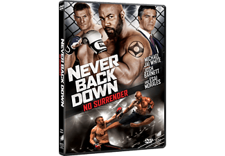Never Back Down 3 Action DVD