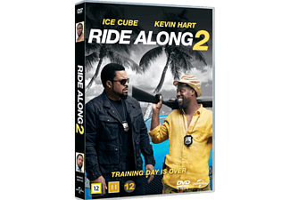 Ride Along 2 Komedi DVD