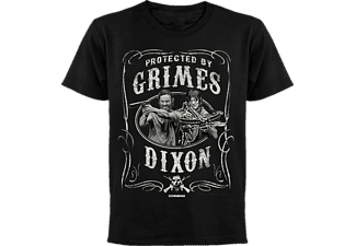 The Walking Dead T-Shirt Grimes & Dixon