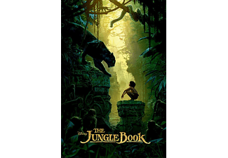 The Jungle Book Poster Das Dschungelbuch