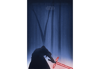 Star Wars Episode 7 Poster Kylo Ren Awakening
