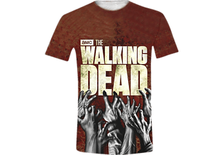 The Walking Dead T-Shirt Hands Sublimationsdruck