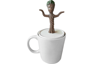 Guardians of the Galaxy Tasse Baby Dancing Groot, mit Deckel