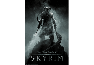 Skyrim Poster The Elder Scrolls V