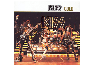 Kiss - Gold 1974-1982 (CD)