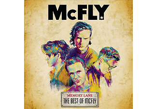 McFly - Memory Lane - The Best of McFly (CD)