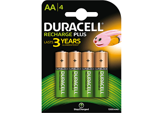 DURACELL Recharge Plus AA 1300 mAh