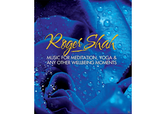 Roger Shah - Music For Meditation, Yoga & Wellbeing Moments - (Blu-ray Audio)