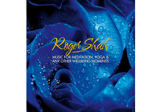 Roger Shah - Music For Meditation, Yoga & Wellbeing Moments - (CD)