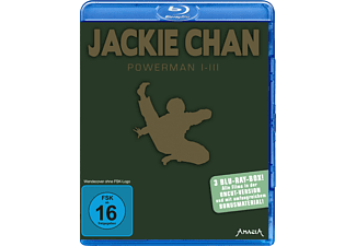 Jackie Chan - Powerman 1 - 3 - (Blu-ray)