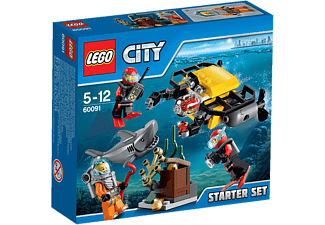 Deep Sea Starter Set - (60091)