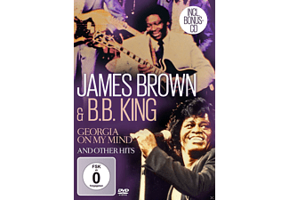 James Brown, B.B. King - Georgia On My Mind And Other Hits - (DVD + CD)