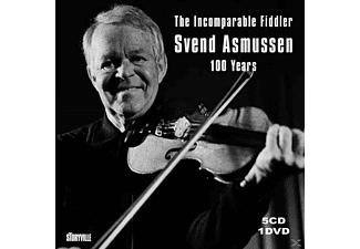 Svend Asmussen - The Incomparable Fiddler - (CD)