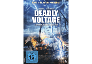Deadly Voltage - Gefangen im Gewittersturm - (DVD)