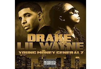 Lil Wayne / Drake - Young Money Generalz - (CD)