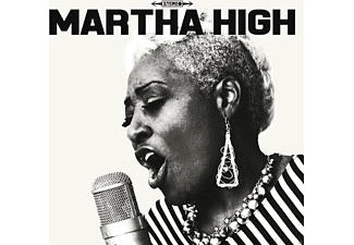 Martha High - Singing For The Good Times - (CD)